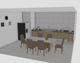 cozinha (moderna)