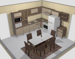 cozinha Decibal Cunha