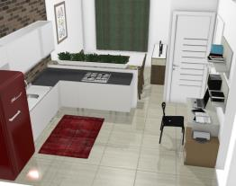 DIEGO & CAMILA - Cozinha