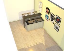 Espaço Gourmet + Salão