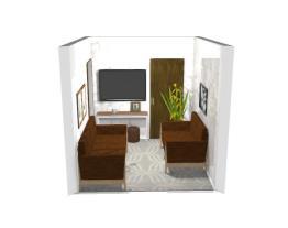 Sala TV pequena