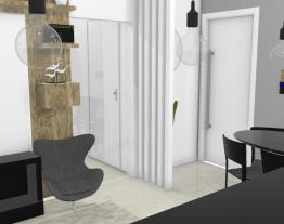 Cozinha + sala + closet = ok2