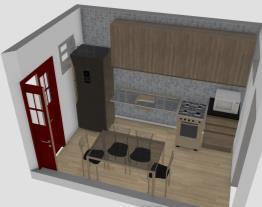 Cozinha dona Geo