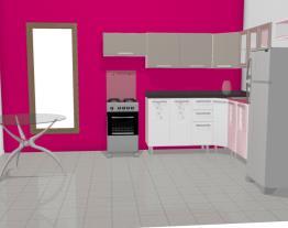 Essencial Bella - parede rosasdsd