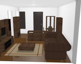 Sala Apartamento 16