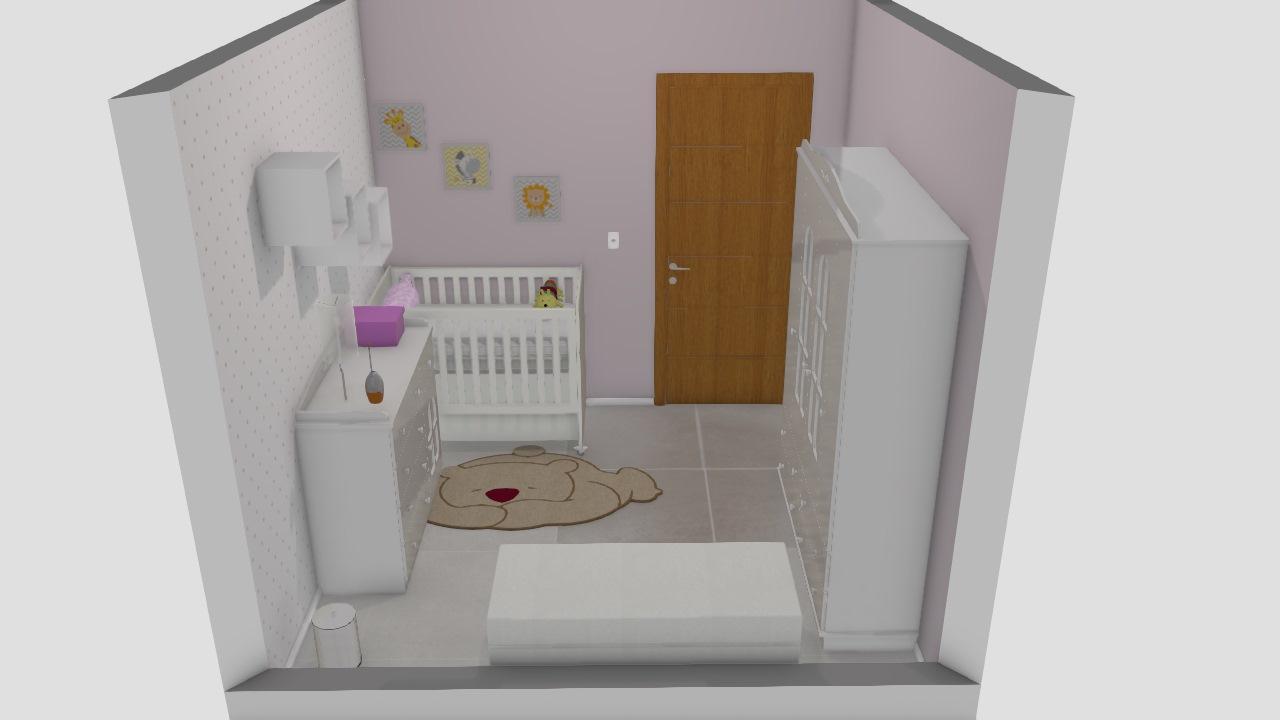 quarto do bebe casa 42