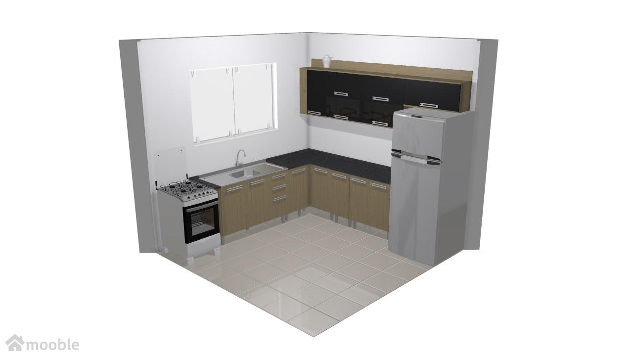 projeto cozinha audace