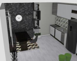 cozinha inox
