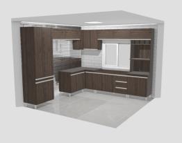 Meu projeto Móveis Sul cozinha