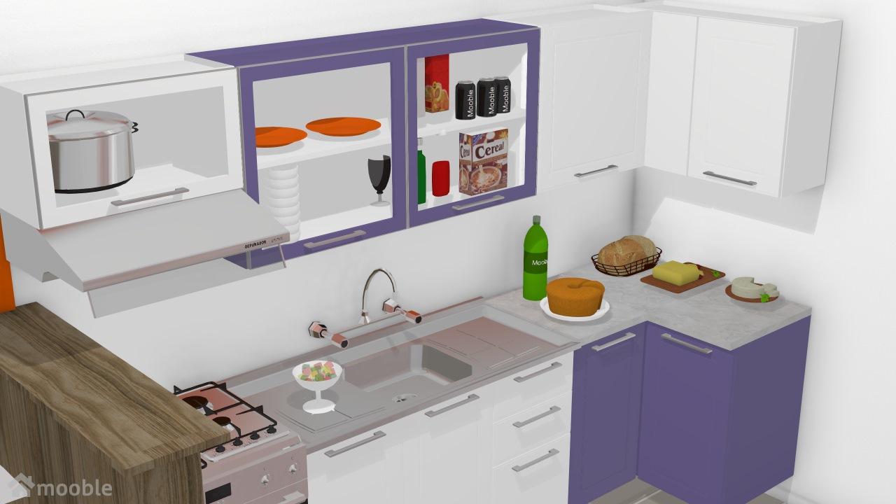 cozinha recanto paraiso dayane
