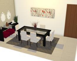 Sala Jantar Lisandra