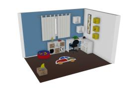 Meu projeto no Mooble quarto meninos 2