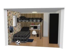 O quarto de JV