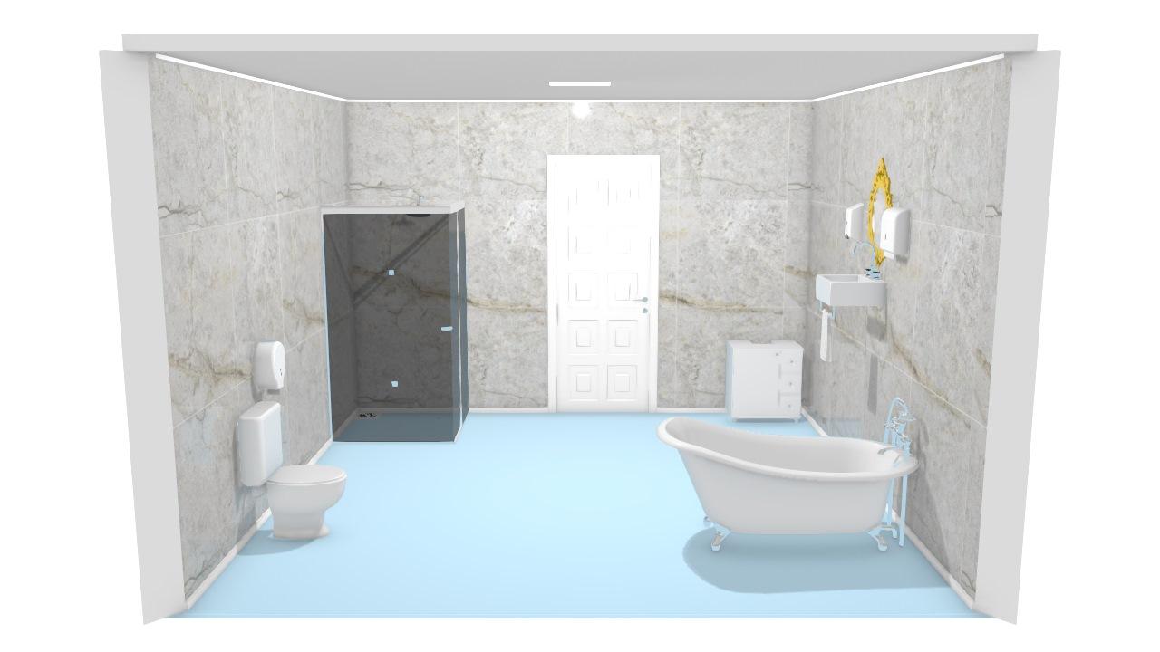 bb's bathroom