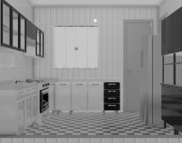 Cozinha Itatiaia - Preta 4