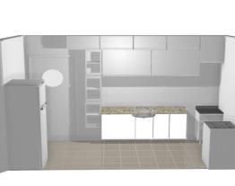 Cozinha 01 - Itatiaia