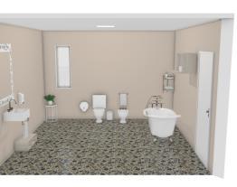 casa de banho quarto single