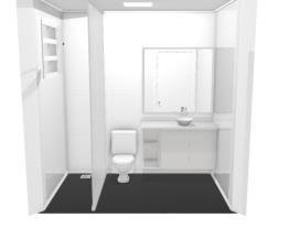 Banheiro da Lara