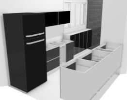 Cozinha - apê