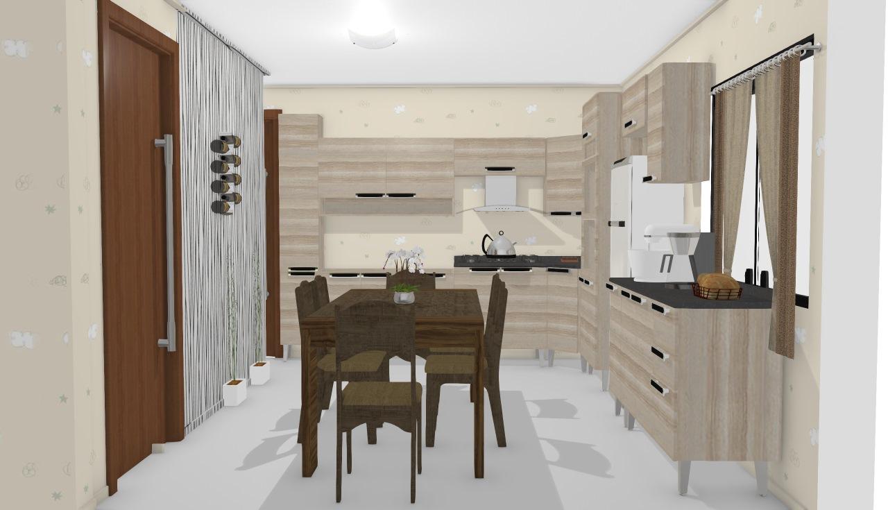 minha mara cozinha