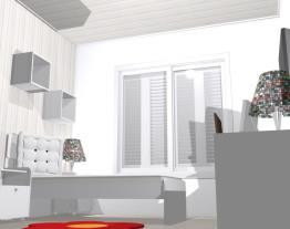 Meu projeto no quarto