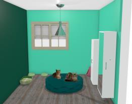 Quarto dos Gatos - Sandra