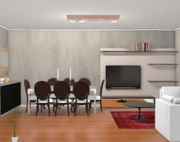 Sala Apartamento 4