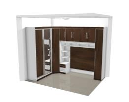 Dormitório cliente Tania