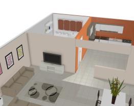 Cozinha Aleatória-Leo/Mooble.com