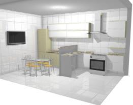 Cozinha sul