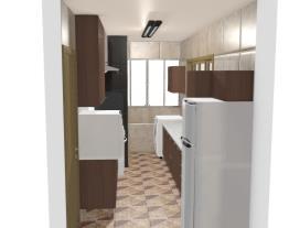 Cozinha e Área de Serviço - Mário