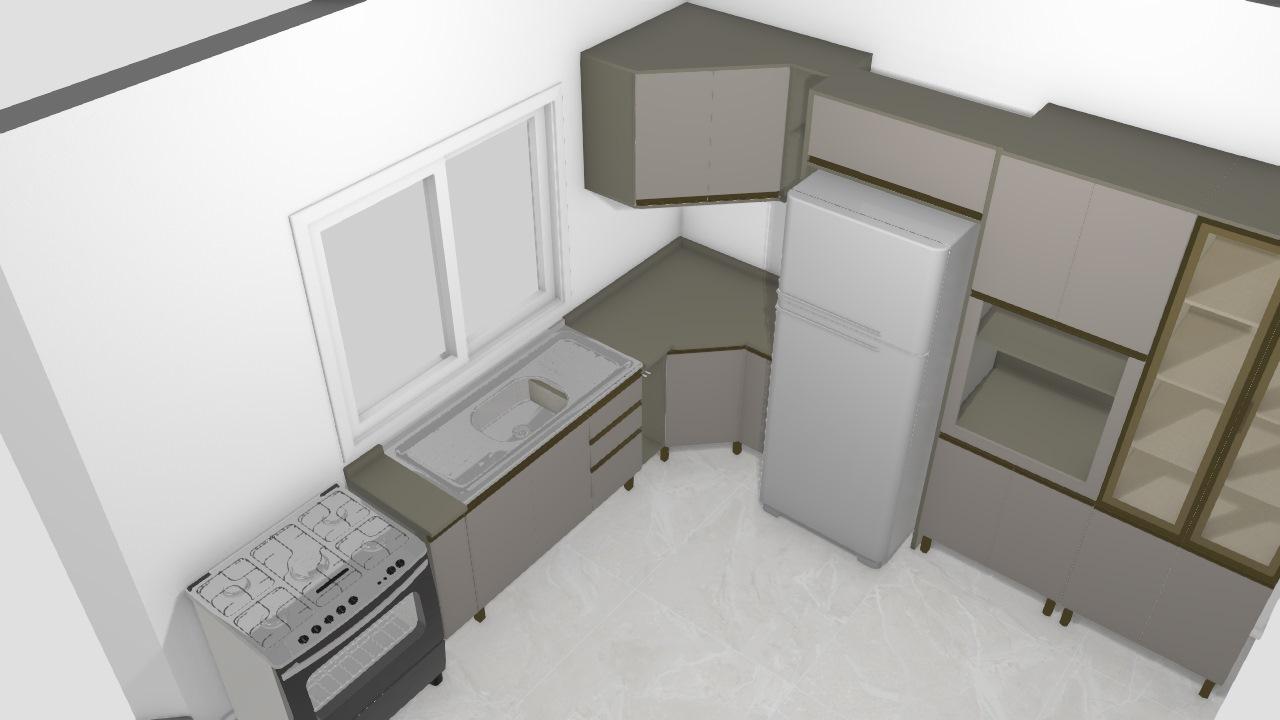 Projeto cozinha teste