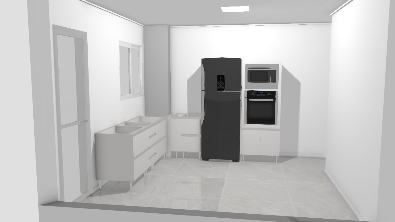 Cozinha AP Arau