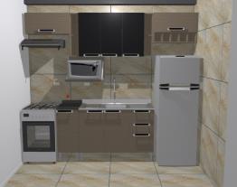 Cozinha Jazz Modelo 2