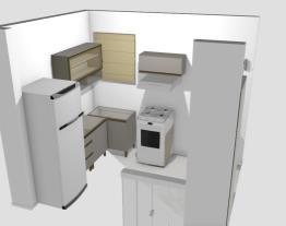 cozinha 401A9 - Madesa