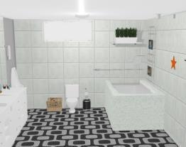 banheiro impecavel
