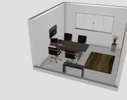 Escritório sala do chefe