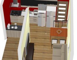cozinha casa atual linha jazz novo layout