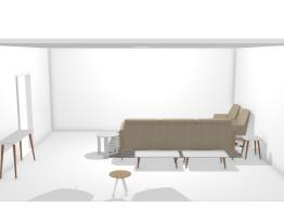 Sala estar/ casa nova