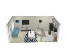 Cozinha nova