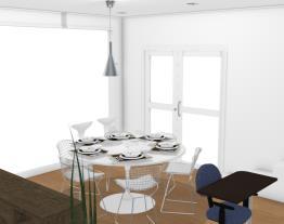 sala de jantar atual