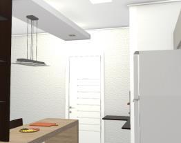 Cozinha - sanca aberta 01