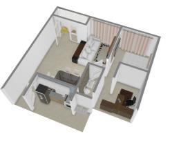 Apartamento completo 124