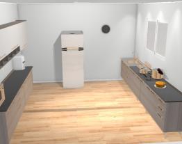Projeto de cozinha planejada