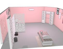 Melhor quarto de menina do mundo