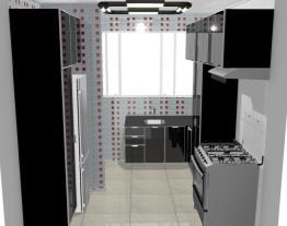 Cozinha Apartamento 9