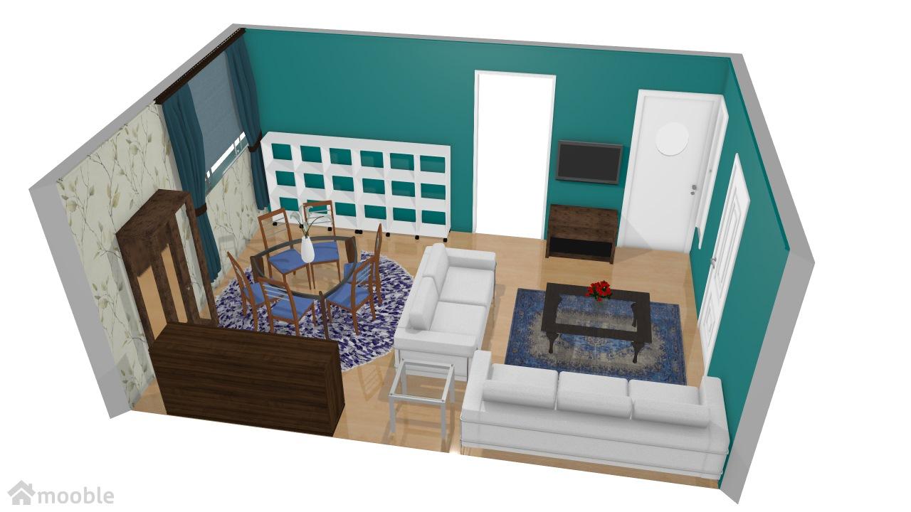 Sala Apartamento 7