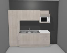 Cozinha Modulada Unique Branco - Kappesberg