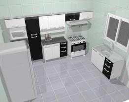 Cozinha madeira Allegro 6