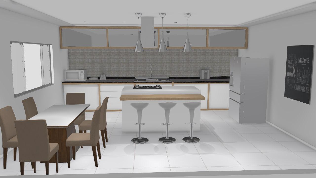 Cozinha Planejada (Design de interiores)